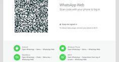WhatsApp ganha versão para computadores