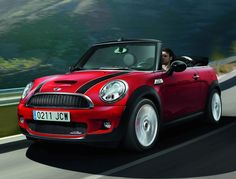 In a perfect world where I lived in a warmth and had a JCW Mini !