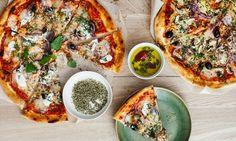 Pizza au feu de bois - Restaurant Bistro du Clos à Cavaillon