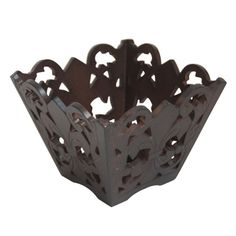Cast Iron Fleur De Lis Candle Holder | Fleur De Lis | Pinterest | Home,  Accessories And Brown