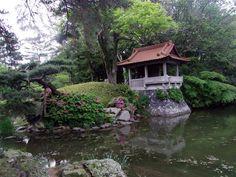 Ritsurin park Takamatsu Shikoku