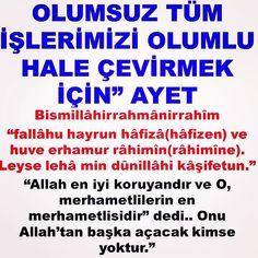 Islam Quran, Allah, Religion, Health Fitness, Faith, Instagram Posts, Turkish Language, Decor, Spiritual