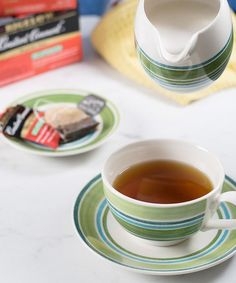 The holidays can get hectic. Take a few minutes just for yourself and have a cup a tea with my vegan cashew almond creamer! #MeAndMyTea #ad @bigelowtea