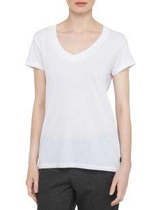New Basic V Tee Fashion Sale, Womens Fashion, David Jones, V Neck, Clothes For Women, Tees, Mens Tops, Shopping, Beauty