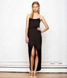 Addison Black Dress #GuysNGals #Styleshack #Addison