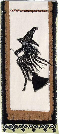 Witch Tatting Pattern