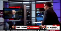 "Bernie Sanders appeared on MSNBC on Wednesday in order to further discuss his ""Medicare-for-all"" universal healthcare plan which has recently come under fire from his political opponent Hillary Clinton. Sanders spoke with Chris Hayes about the funding issue of the plan, arguing that by eliminating premiums, any extra money payed in taxes by the average January 16, 2016"
