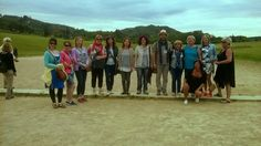 During our guided tour in ancient Olympia!Our travellers were teachers from #sweden #syracuse #turkey #slovakia #belgium #italy #netherlands #greece   A photo at the first stadium of humanity! #olympia #olympiatour #guidemeingreece #guide #tour #summer #holiday #vacation #cruise #katakolon #happyness #group #life #enjoy #unique #travel #traveller #trip #photo #stadium #best #history #olympicgames Olympic Games, Tour Guide, Olympia, Netherlands, Greece, Cruise, Tours, Vacation, History
