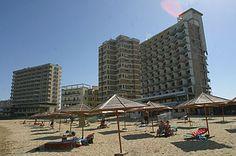 Resort city Varosha Famagusta, Cyprus. #Revolution