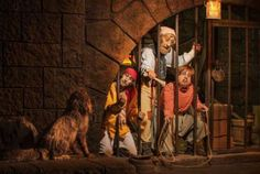 Go behind the scenes at Disneyland's Pirates of the Caribbean Ride | Mental Floss