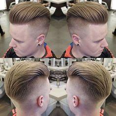 ▫▫▫ #barbershopconnect #hairmenstyle #thebarberpost #barbersinctv #internationalbarbers #nastybarbers #haircut #haircuts #barbershop #barber #barbier #kapper #kapsel #mensgrooming #menslook #menhairstyle #menshaircut #hairdresser #hairstyle #barbergang #barberlife #barberlove #barberworld #coolhair #quiff #pompadour #undercut #skinfade #slickback #hoogeveen