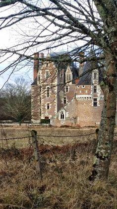 Château du Moulin ~ Lassay sur Croisne, France.