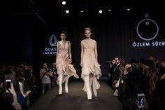 Özlem Süer - Mercedes Benz Fashion Week Istanbul - October 2014 #mbfwi