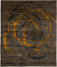 Alvis Highland Hand Knotted Tibetan Rug from the Tibetan Rugs 1 collection at Modern Area Rugs