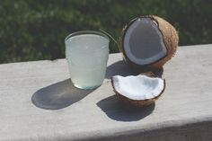 Coconuts are incredible. Not only are they delicious to eat, they're great for your heart, and they improve digestion, give you energy, and lower sweet cravings. Drinking coconut water is a great way to hydrate yourself, too! Plus, coconut oil and coconut milk are used in countless beauty homemade products, like shampoo, conditioner, and sea
