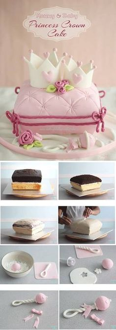 Princess Crown Cake (How to Make a Pillow Cake) 2019 Princess Crown Cake (How to Make a Pillow Cake) The post Princess Crown Cake (How to Make a Pillow Cake) 2019 appeared first on Pillow Diy. Princess Crown Cake (How to Make a Pillow Cake) Princess Crown Cake, Princess Cakes, Princess Crowns, Baby Princess, Princess Party, Princess Style, Disney Princess, Cake Decorating Techniques, Cake Decorating Tutorials