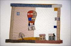 Janet Bolton's 'Ballooning over the Hill'