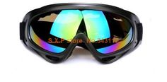 Ski Snowboard ATV Motorcycle Motocross Goggles Off-Road Dirt Bike Racing Eyewear Surfing Airsoft Paintball Game Glasses S259