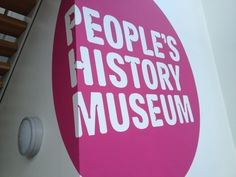 People's History Museum Fun Palace : There have always been ideas worth fighting for. Join a march through time at the People's History Museum following Britain's struggle for democracy over two centuries. Watch this space for full details of our exciting Fun Palace! http://www.phm.org.uk/