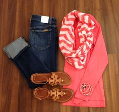 cute outfit! Love the shoes