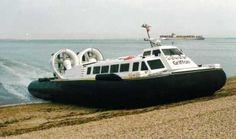 commercial hovercraft 3000 TD Griffon Hoverwork