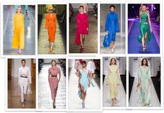 Moda: i 10 colori must have della primavera estate 2017  - ELLE.it