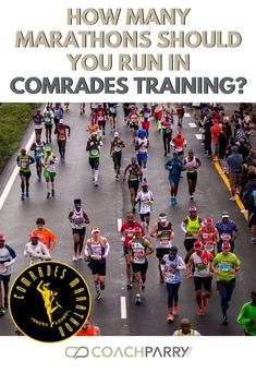 You do need to run many miles in preparation to run the Comrades Marathon. This guide will tell you exactly how many to run according to your goal and running ability. Marathon Coach, Marathon Tips, Ultra Marathon, Marathon Training, Strength Training Program, Training Plan, Training Programs, Training Tips, Marathon Runners