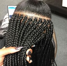 The process via @stylezbykey  Read the article here - http://www.blackhairinformation.com/hairstyle-gallery/process-via-stylezbykey/