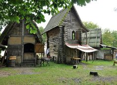 #medieval #village
