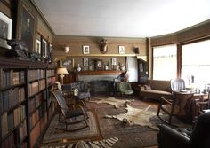 Theodore Roosevelt House!  Read about it!  http://lipulse.com/2015/07/10/theodore-roosevelt-house-reopens-at-sagamore-hill/