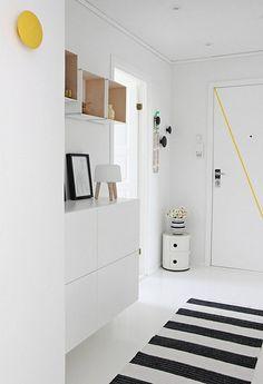 Transformando un piso en mi piso: Estilo Nordico low cost jejeje :))))   Decorar tu casa es facilisimo.com