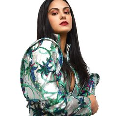 'Riverdale' Star Camila Mendes on Her Rise to Fame & the Power of Intuition Vanessa Morgan, Camila Mendes Veronica Lodge, Camila Mendes Riverdale, Camilla Mendes, Riverdale Cast, Cheryl Blossom, Betty Cooper, Korean Girl, Beauty Women