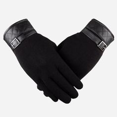 Inventive New Autumn And Winter Mens Classic Touch Screen Gloves Super Soft Leather Gloves Pu Leather Waterproof Gloves Men's Gloves