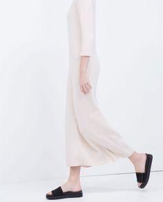 Image 6 de Sandales bio en cuir de Zara