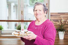 Milujete domácí vdolečky? Zkuste si je připravit podle receptu naší babičky!