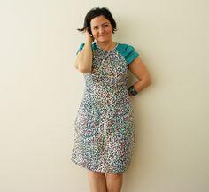 simplicity 2281 s2281 Cynthia Rowley pattern sewing patterns dress DIY fashion style moda dikiş elbise giysi tasarım renkli kalıp blog kendin dik kolay dikiş evde dikiş www.kendindik.com