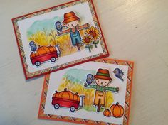 Happy harvest by Julene23 - Cards and Paper Crafts at Splitcoaststampers