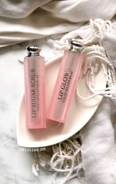 Two Lip Loving Products from Dior for Spring • Girl Loves Gloss