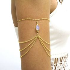 Queen of the Nile Arm Chain arm jewelry Queen of the Nile Arm Chain Body Chain Jewelry, Cuff Jewelry, Hand Jewelry, Wire Jewelry, Handmade Jewelry, Body Jewellery, Diy Body Chain, Custom Jewelry, Jewlery
