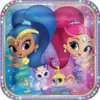 Shimmer and Shine Party Supplies – Shimmer and Shine Birthday Party - Party City