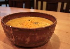 Healthier Broccoli Cheese Soup with Butternut Squash...just made this...changed a little but not too much...really good.