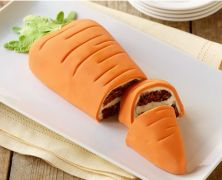 Carrot cake for the cake