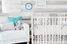Modern And Contemporary Baby Boy Bedroom Ideas With Minimalist Furniture And Accessories: 5 Baby Boy Bedroom Ideas with Cute Decorations and Designs