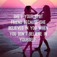 Best friend quotes and sayings, friendship is one of the most beautiful thing in life, so we share the best friendship quotes for you! Love My Best Friend, Best Friends For Life, Best Friend Goals, Best Friends Forever, True Friends, My Love, Sweet Best Friend Quotes, Amazing Friends, Crazy Friends