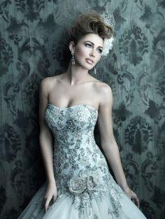Non Traditional Wedding Dresses Beautiful