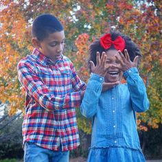 Finally got these kids' holiday photos done, and this has to be my favorite outtake. Usually I am annoyed when they mess around during photo shoots, but THIS. So adorable and so fitting of each of their personalities!