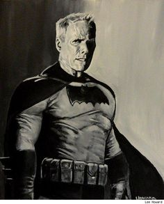 Clint Eastwood as Batman