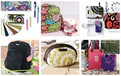 New Vera Bradley Back to Campus arrives at ReedsJenss today! Check out our blog to see the new patterns and let us know which is your favorite!