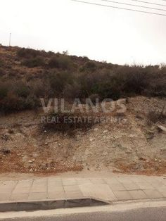 Code No.10209.   A residential plot for sale in the Agia Phyla area in Limassol.