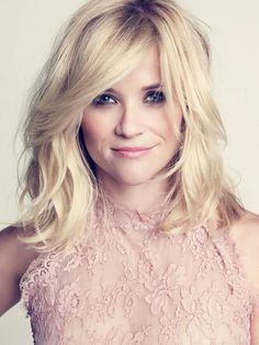 Reese Witherspoon - she has always been my hair inspiration. Straight Hairstyles, Cool Hairstyles, Wedding Hairstyles, Layered Hairstyles, Homecoming Hairstyles, Fringe Hairstyles, Everyday Hairstyles, Latest Hairstyles, Ponytail Hairstyles